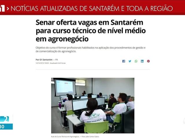 VÍDEOS: Jornal Tapajós 2ª Edição de sábado, 14 de dezembro