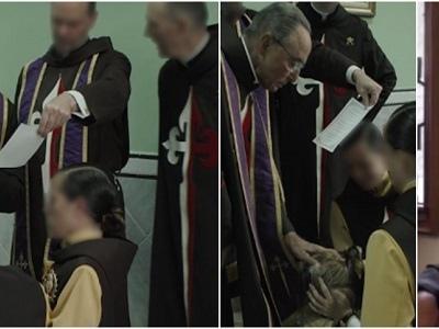 Exorcistas brasileiros estão na mira do Vaticano após imagens de ritual violento
