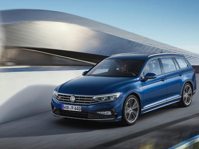 Stattliche Preise: VW schickt überarbeiteten Passat ins Rennen