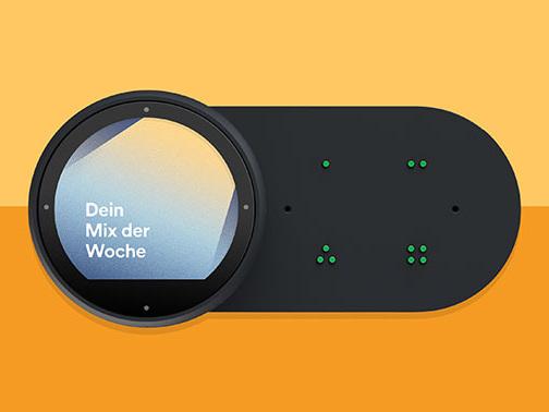 """""""Auto Dings"""": Spotify testet (mit neuem) Kfz-Accessoires"""