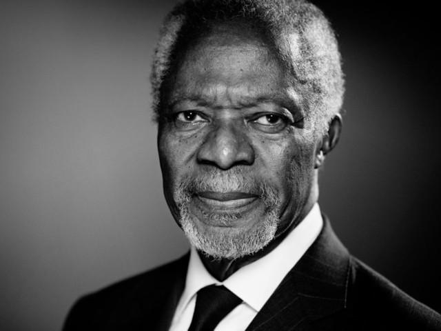 Der ehemalige UN-Generalsekretär Kofi Annan ist tot
