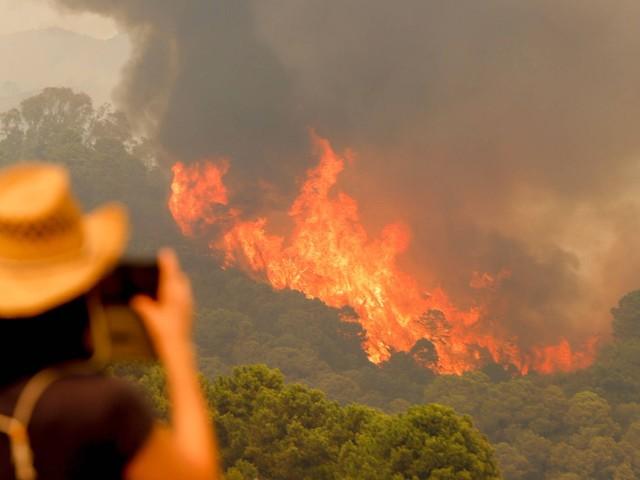 Waldbrände in Spanien: Was du für den Urlaub wissen musst