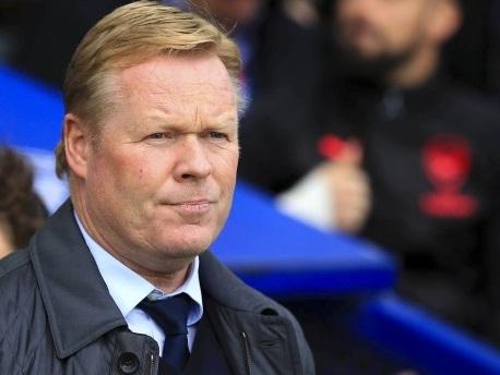 Nach schlechtem Saisonstart: FC Everton trennt sich von Trainer Ronald Koeman