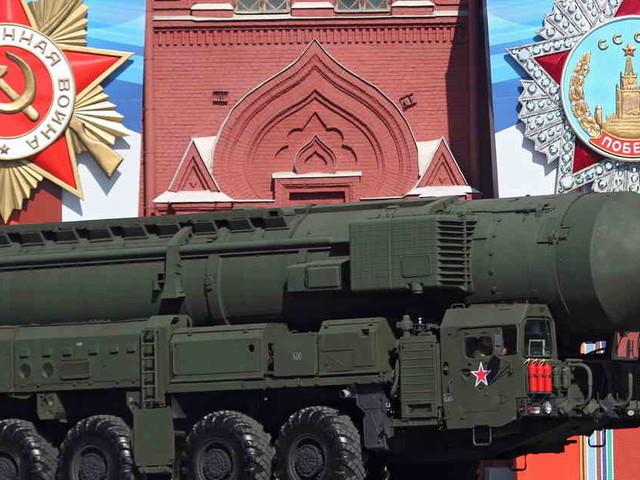 Nach dem Ende des Abrüstungsvertrags: Putin kündigt nach US-Waffentest Antwort auf Augenhöhe an