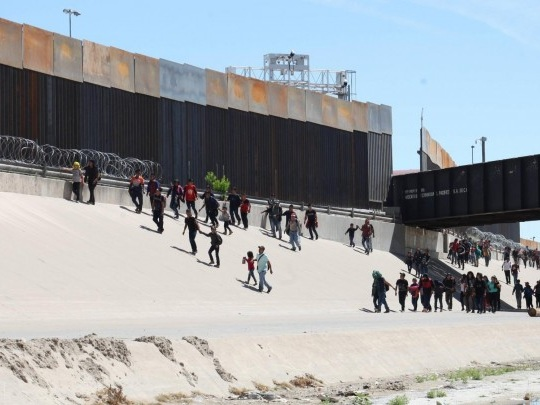 Oberstes Gericht der USA - Trumps Asylregeln bestätigt