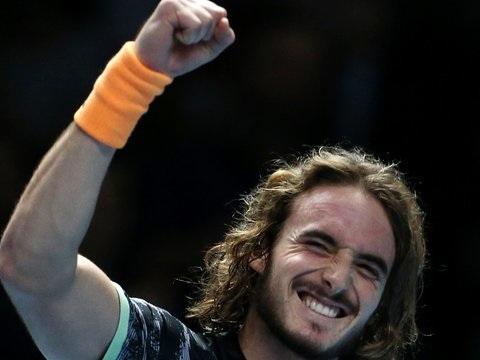 Turnier in London: Tsitsipas gewinnt erstmals ATP Finals - Sieg gegen Thiem