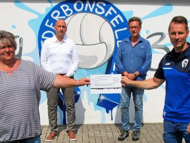 Spendenaktion: SuS Niederbonsfeld hat 11.000 Euro an Spenden gesammelt