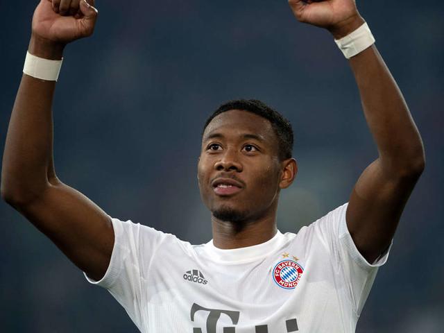 David Alaba fehlt beim FCB-Training - er hatte einen freudigen Krankenhaus-Besuch