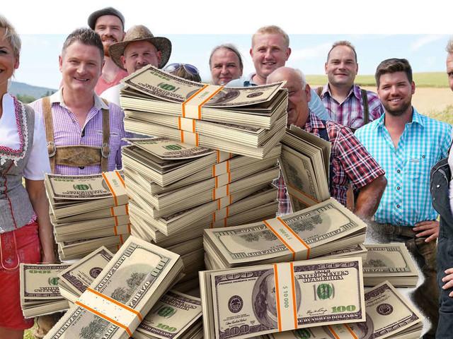 Bauer sucht Frau (RTL): Gagen der Teilnehmer enthüllt - So viel Geld bekommen sie wirklich