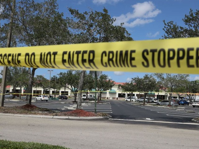 Mann erschoss Frau und Kind in Supermarkt in Florida