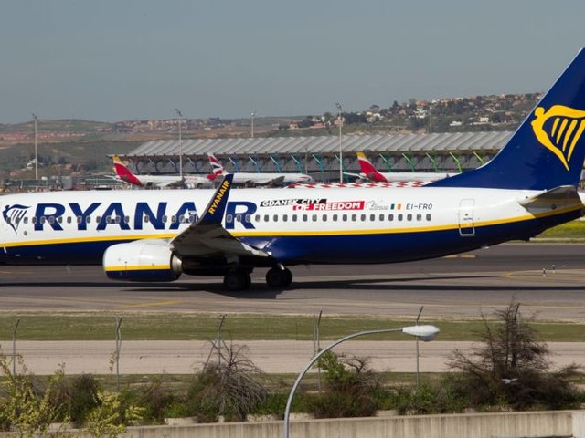 Schlägerei: Ryanair-Flug muss abgebrochen werden