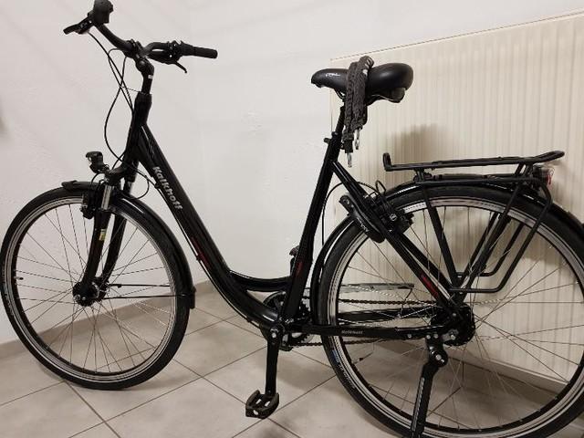Kalkhoff Damen City Bike - neuwertig in Oberhausen