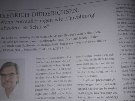 Mit Rechten reden 2017/18
