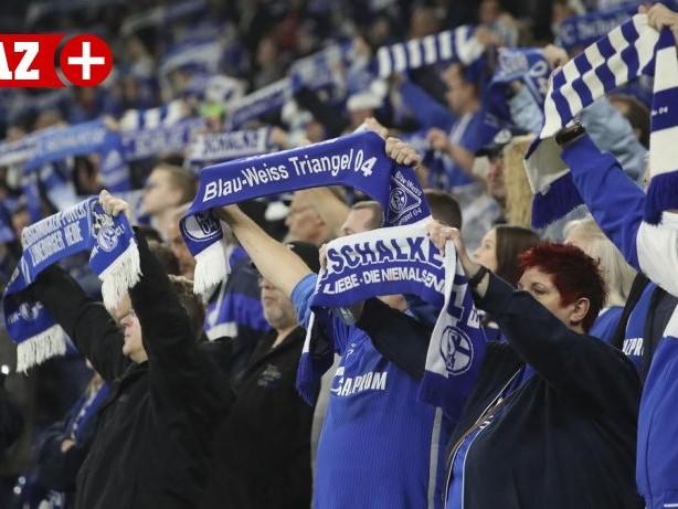 Schalke: Schalke vor Dresden-Hit zwischen Euphorie und Anspannung