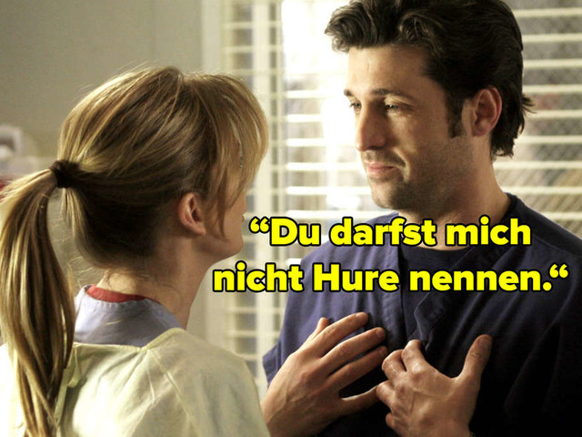 "Warum Derek Shepherd in ""Grey's Anatomy"" alles andere als dreamy war"