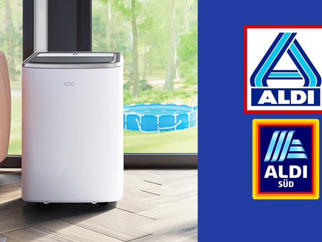 Mobiles Klimagerät bei Aldi: AEG bringt flotte Abkühlung