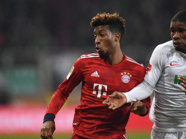Bayern bangen nach Arbeitssieg in Augsburg um Coman