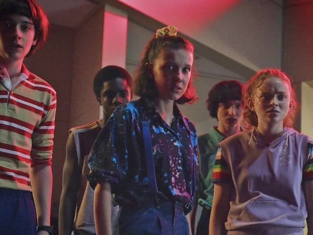 Bingen und schlecken: Netflix macht jetzt auch in Eis