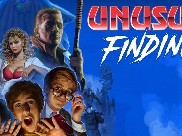 Unusual Findings: Nostalgischer Adventure-Trip in die 1980er Jahre angekündigt