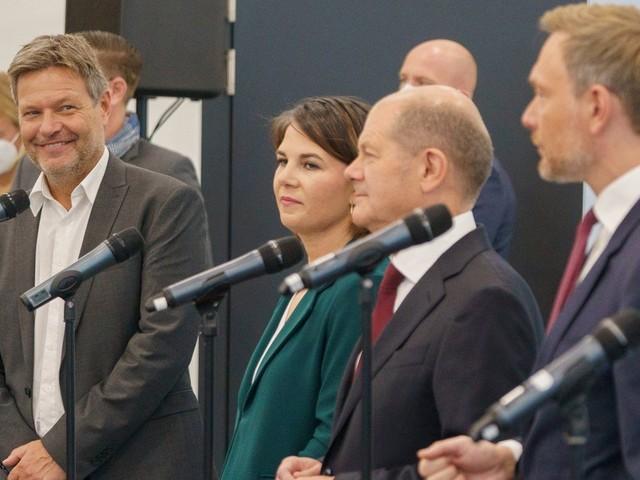 SPD, FDP, Grüne: So starten die Koalitionsverhandlungen