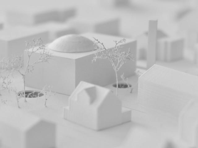 Neues Kulturzentrum mit Moschee in Lustenau geplant
