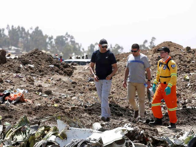 Versicherungschef nennt Zahlen: So viel kostet der Ethiopian-Airlines-Absturz die Münchener Rück
