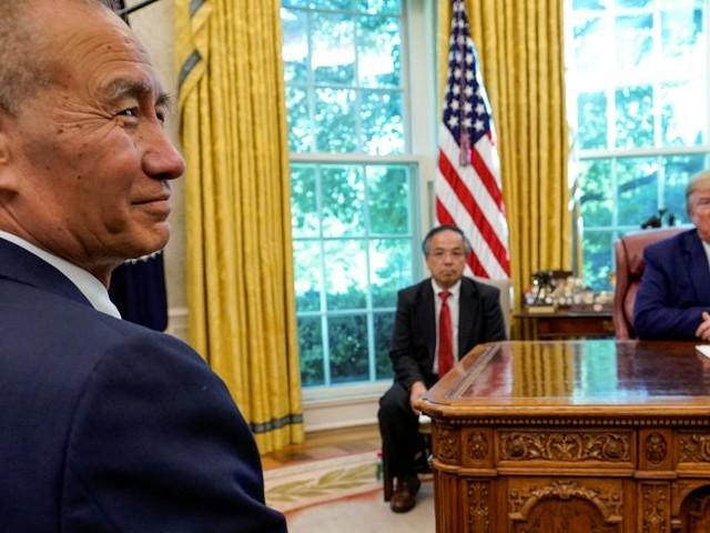 Trumps Einigung mit China im Handelsstreit: Der Brandstifterspielt Feuerlöscher