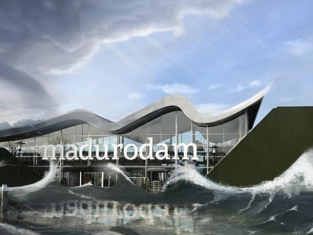 Madurodam eröffnet 2018 neue Indoor-Attraktion: Größte Investition der Parkgeschichte geplant