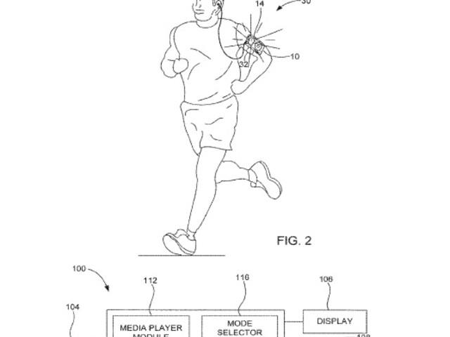 Apple Patent: iPhone Blitzlicht als Sicherheits-Feature beim Joggen