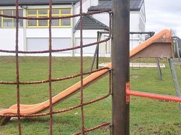 Zuschuss zur der Erneuerung des Kinderspielplatzes