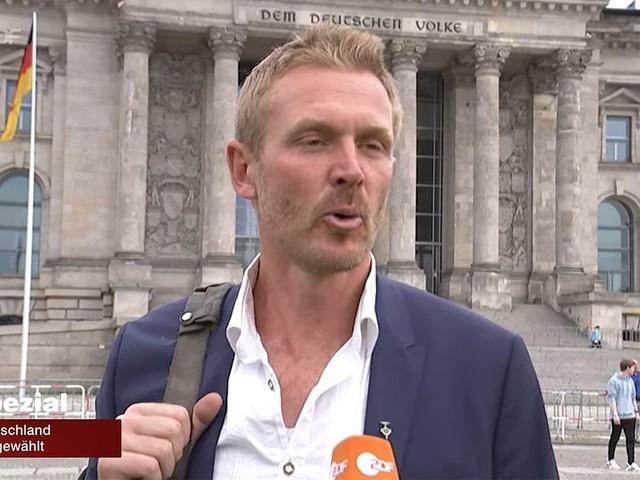 """""""ZDF Spezial"""" zur Wahl: ZDF lässt verurteilten Neonazi zu Wort kommen – das sagt der Sender"""