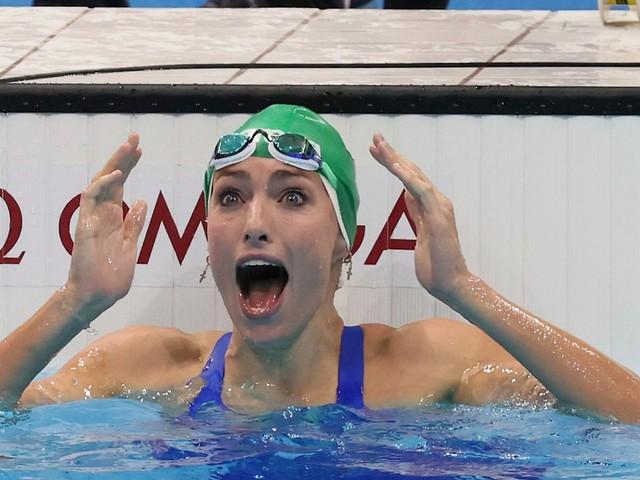 Gänsehaut im Aquatics Centre: Schoenmaker schwimmt zum Fabel-Weltrekord