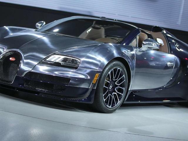 Bugatti Veyron: Ölwechsel so teuer wie ein neuer VW Golf