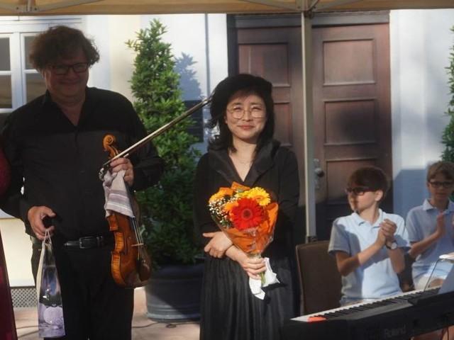 Edingen-Neckarhausen: Sommer-Serenade mit Stradivari von 1724