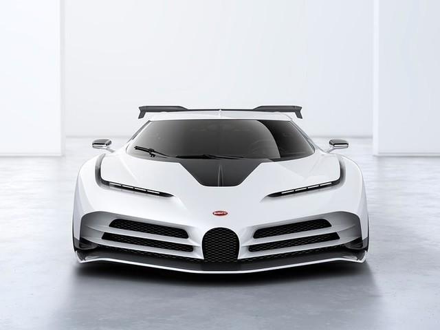 Faszination Bugatti Centodieci - Bugattis Neuer kostet acht Millionen Euro und hat 1600 PS