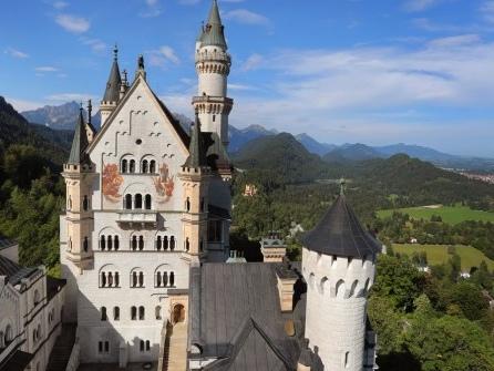 So begann die Geschichte von Schloss Neuschwanstein