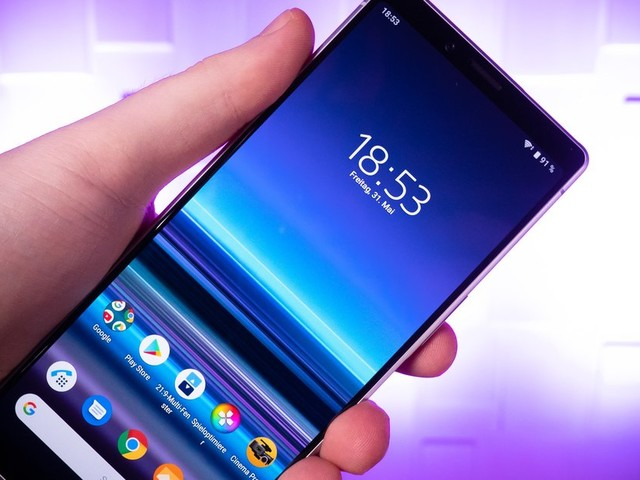 Sony kündigt bahnbrechendes Xperia-Handy im Video an