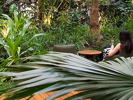 Ein Hauch von Indonesien – Hotel Jakarta in Amsterdam