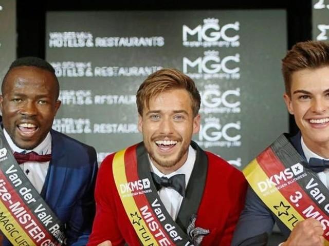"""Sasha Sasse aus Leipzig ist """"Mister Germany 2019"""""""