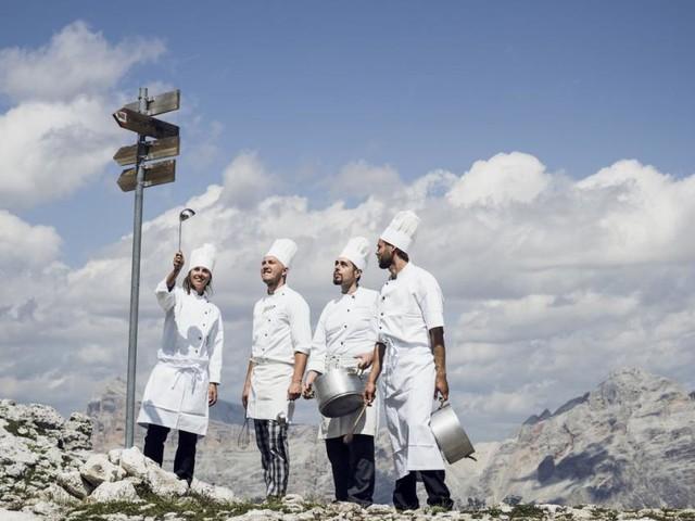 So schmecken die Dolomiten - köstliche Sterneküche in Alta Badia