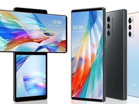 Video-Spezialist: Neues LG-Smartphone Wing hat ein drehbares Display