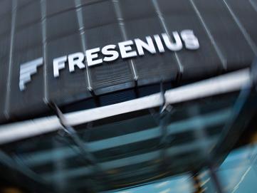 Fresenius liegt mit Gewerkschaften im Streit