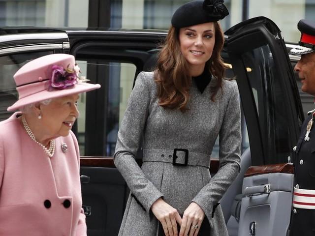 Kate: Dieses Privileg wurde Meghan schon viel früher zuteil