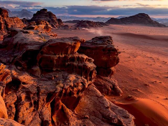Ruinen, Nomaden, Totes Meer - 5 Gründe, warum Sie einmal im Leben nach Jordanien reisen sollten