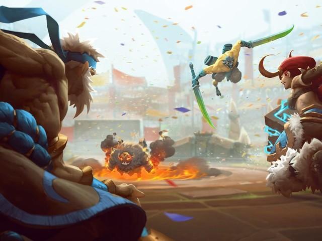 Battlerite: Free-to-play-Start des PvP-Arena-Kampfspiels im November