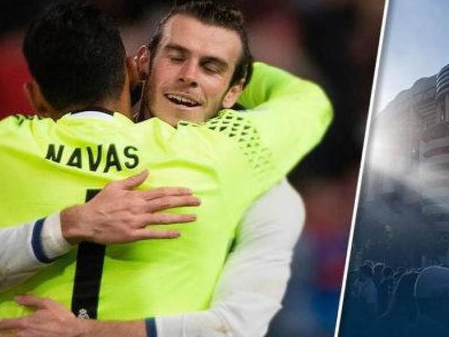 - Abschluss: Ein letztes Mal Bale, Navas und Bernabéu vor Umbau