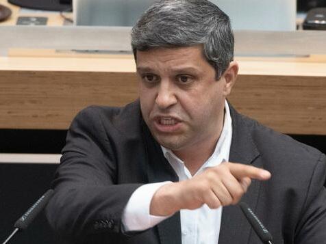 """Raed Saleh: """"Wir brauchen keine Faschisten in Spandau"""""""