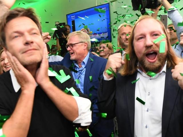 Umfrage: Grüne stärkste Partei in Deutschland