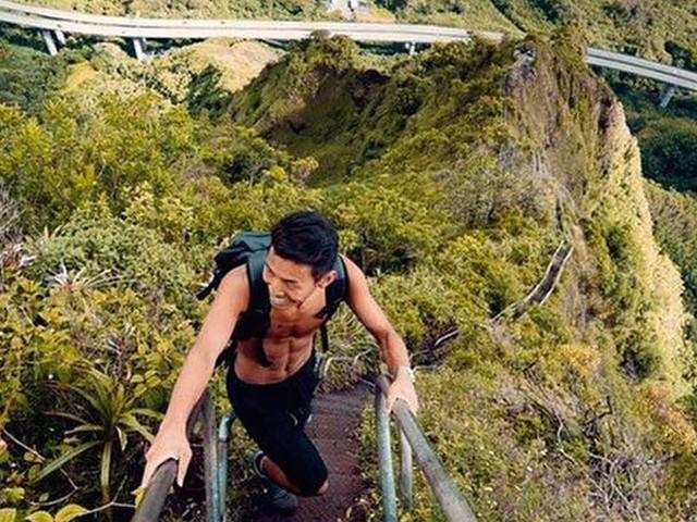 Der echte Stairway to Heaven – Die Haiku Stairs sind eine Treppe mit 4000 Stufen