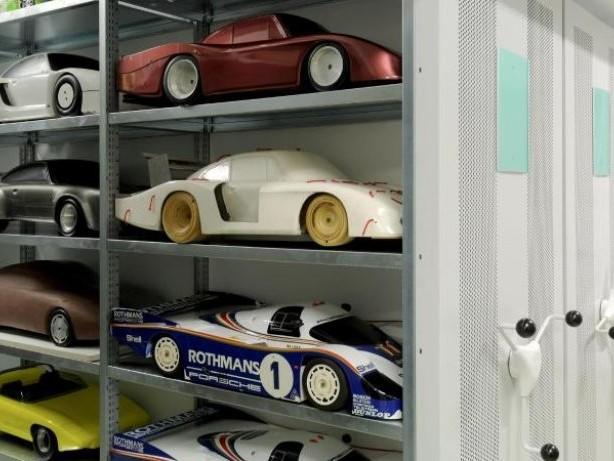 Archive der Hersteller: Wie das Gedächtnis einer Automarke tickt